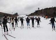 2012,飞跃——安吉滑雪游